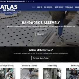 Atlas Maximum Precision Machining
