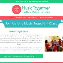 Beth's Music Studio