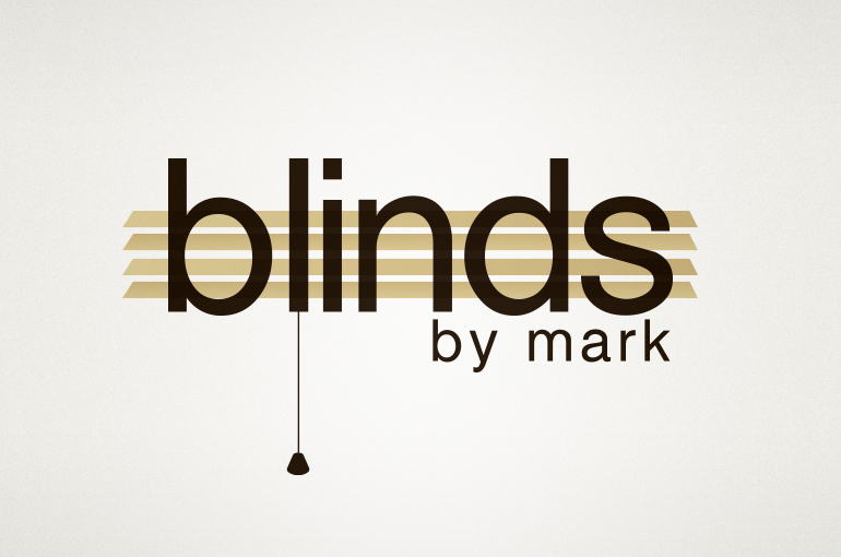 Blinds By Mark Logo