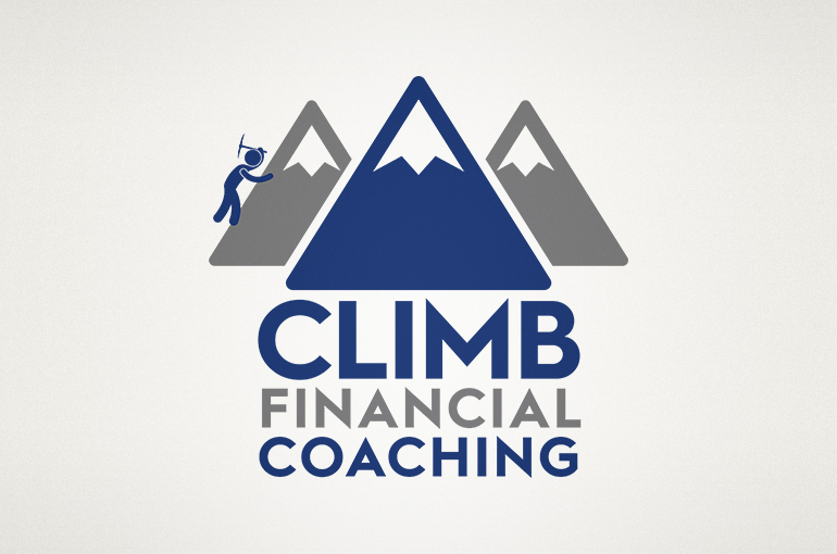 Climb Financial Coaching Logo
