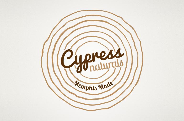 Cypress Naturals Memphis Logo