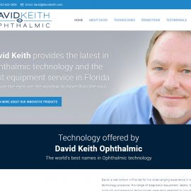 David Keith Ophthalmic