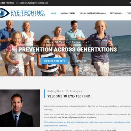 Eye Tech Inc.