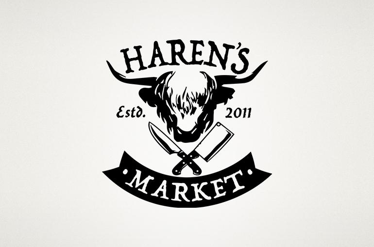 Harens Market Logo