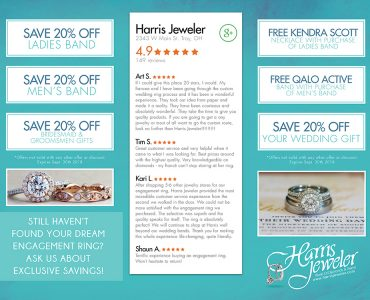 Harris Jeweler Brochure