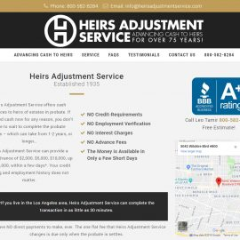 Heirs Adjustment Service