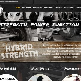 Hybrid Strength & Fitness