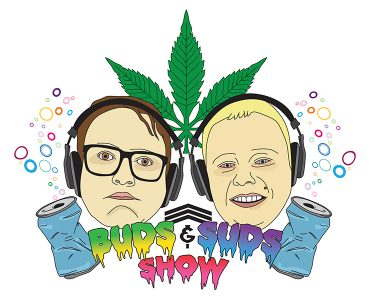 Buds & Suds Bubba The Love Sponge Illustration
