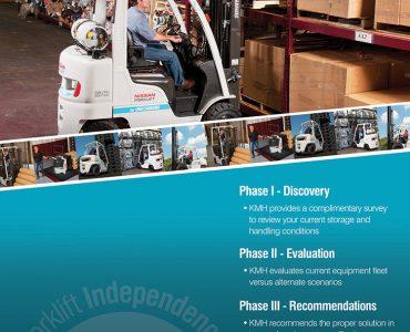 KMH Forklift Flyer