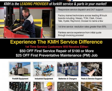KMH Systems Service Flyer