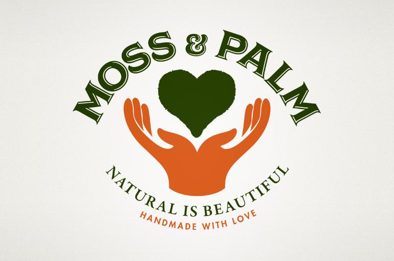 Moss & Palm Logo