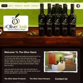The Olive Oasis