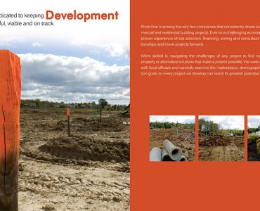 PrideOne Construction Brochure