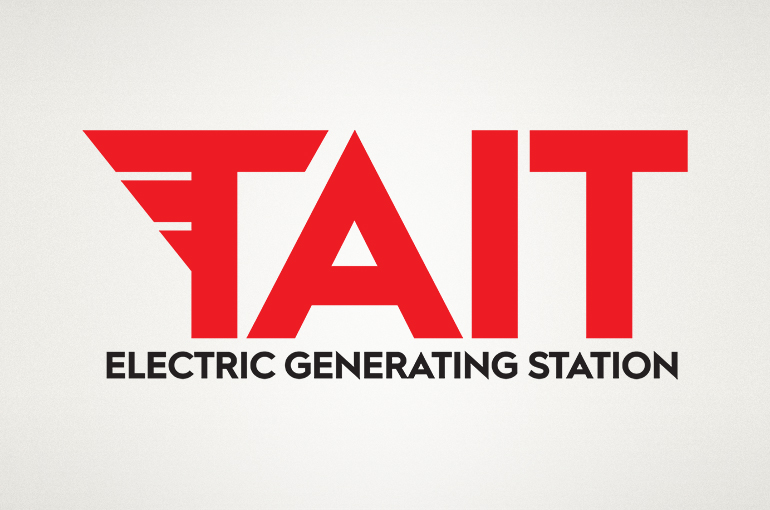 Tait Electric Logo