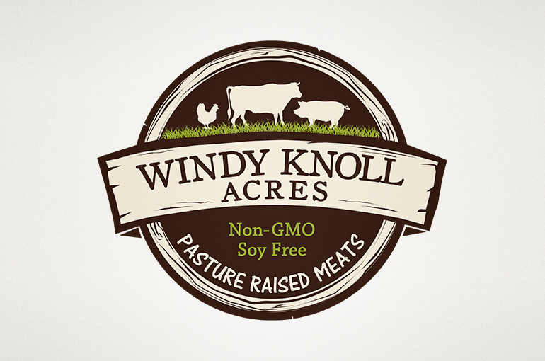 Windy Knoll Acres Logo